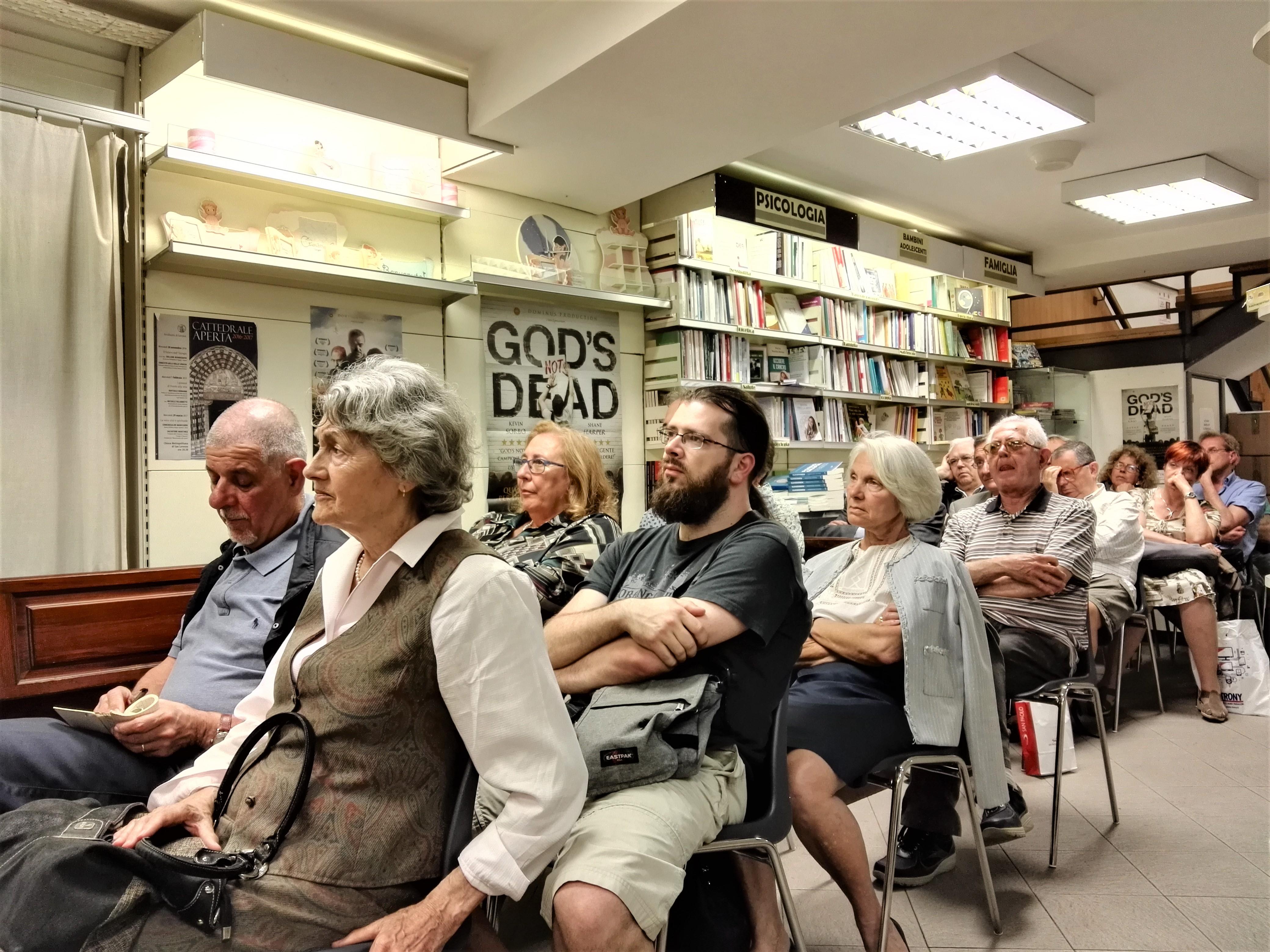 Il pubblico