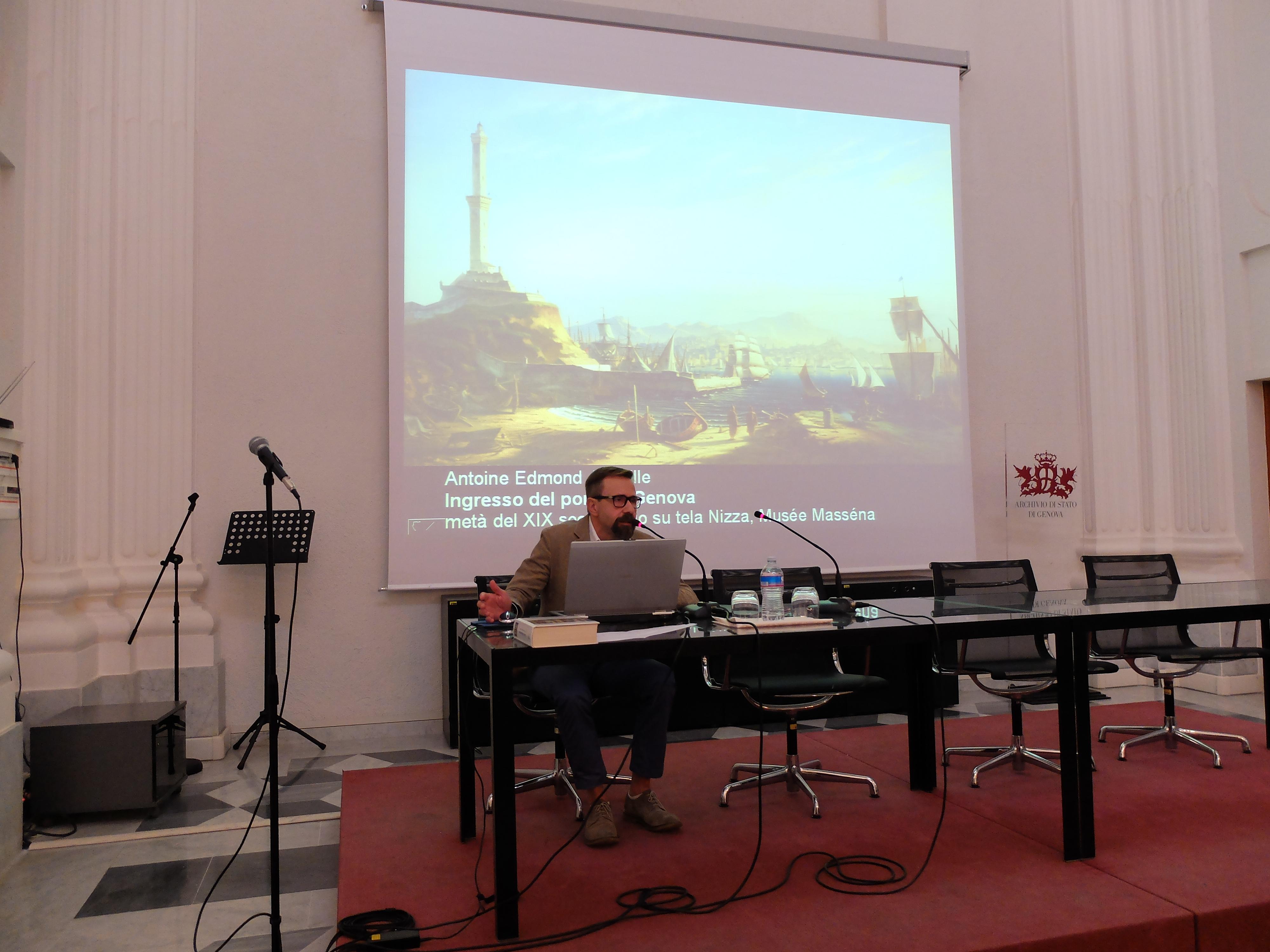 Simone Frangioni, Ufficio documentazione storica, archivio e fototeca del museo di Palazzo Reale
